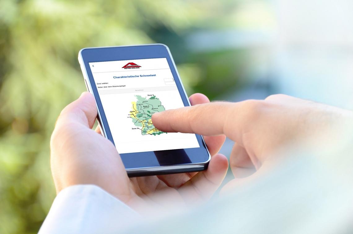 Meyer-Holsen Systemkeramik App