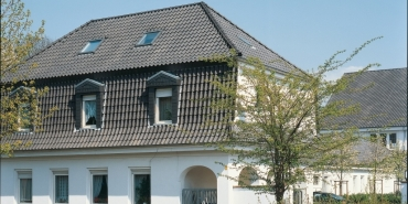 "Vario® hollow interlocking tile straight-cut ""Altstadt Vario"""