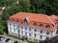 Referenz Rathaus Lübbecke, Biber, naturrot