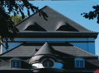 Meyer-Holsen Biber grau-schwarz reduziert