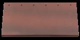 Linie 1  |  braunrot