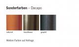 Sonderfarben für den Dacapo